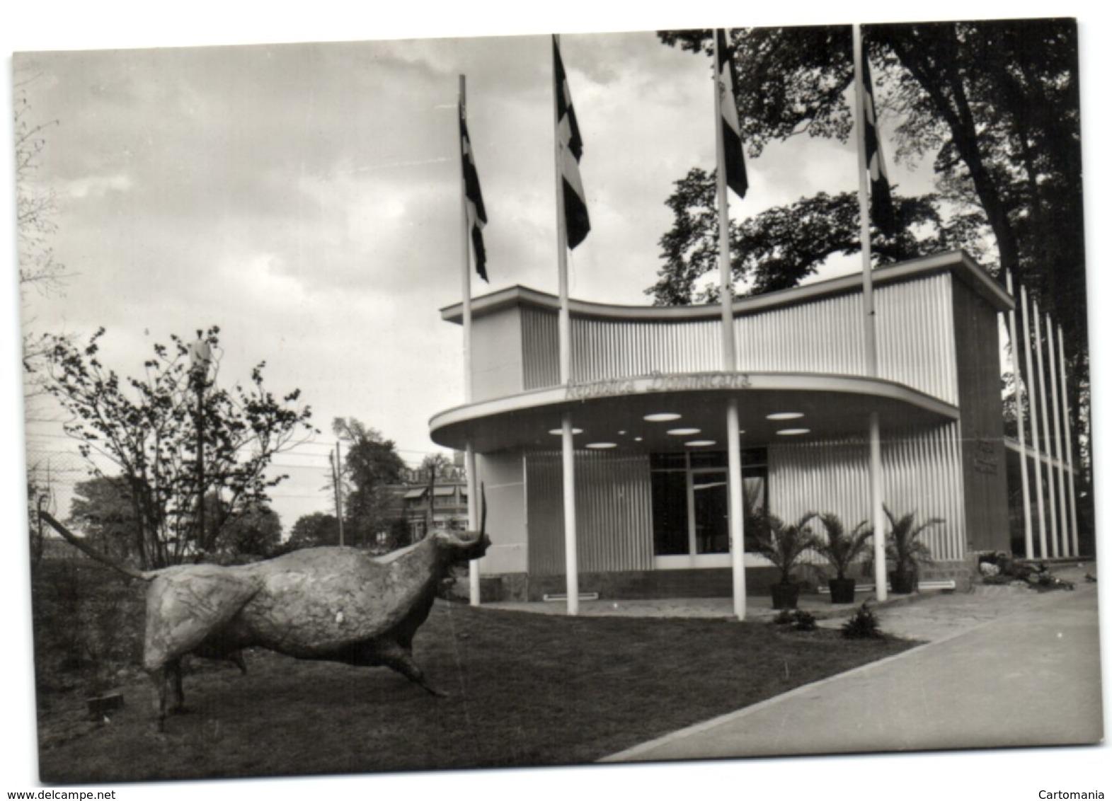 Exposition Universelle De Bruxelles 1958 - Le Pavillon De La République Dominicaine - Universal Exhibitions