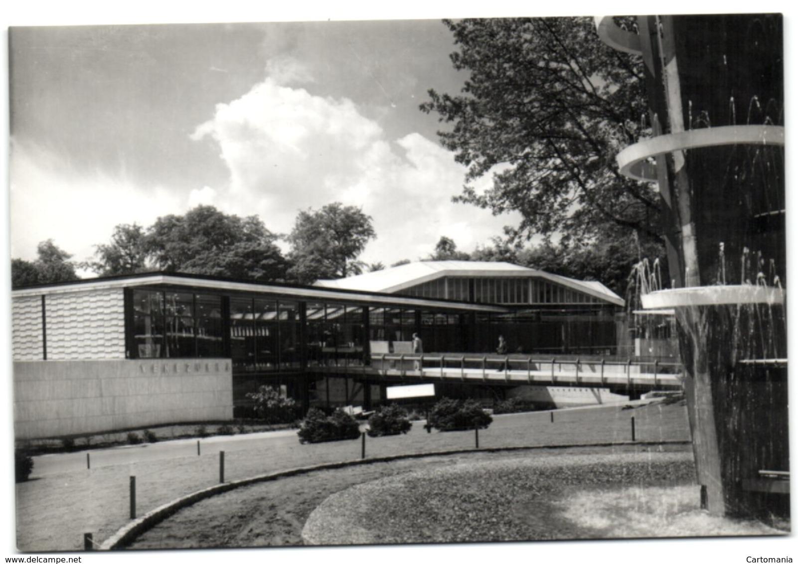 Exposition Universelle De Bruxelles 1958 - Le Pavillon Du Vénézuela - Expositions Universelles