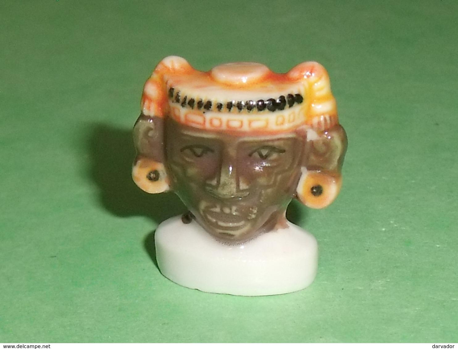 Fèves / Autres / Divers : Buste Inca  T83 - Autres