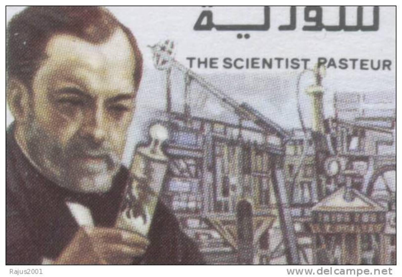 Louis Pasteur, Rabies Vaccine, Asymmetry Of Crystals, Chemistry, Microbiology, Health, Disease, MNH - Louis Pasteur