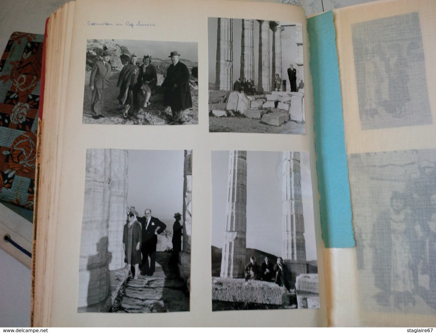 LOT 8 ALBUM REINE ELISABETH MINISTRE JANSSEN ET PERSONNALITE BELGE BELGIQUE ISRAEL GRECE CONGO BIBLIOMANIA - Album & Collezioni