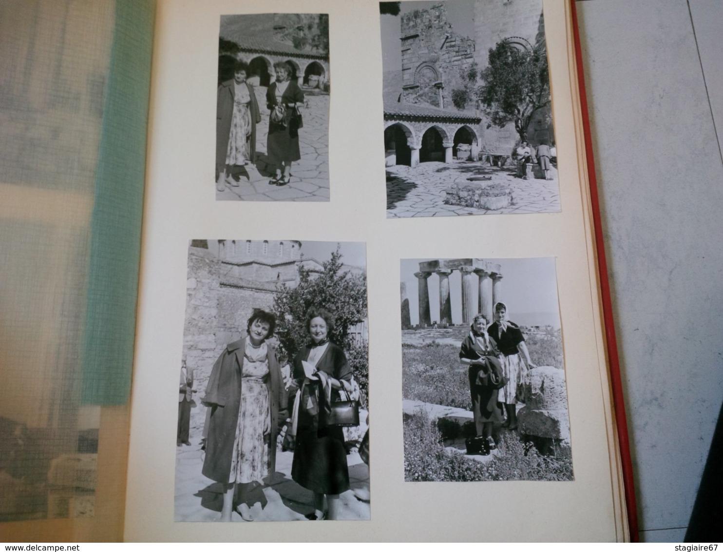 LOT 8 ALBUM REINE ELISABETH MINISTRE JANSSEN ET PERSONNALITE BELGE BELGIQUE ISRAEL GRECE CONGO BIBLIOMANIA - Albums & Verzamelingen