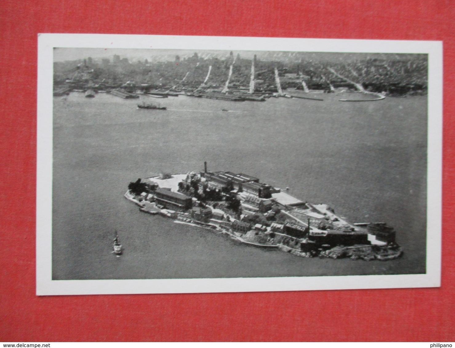 Prison Alcatraz Island       Ref 3630 - Gevangenis