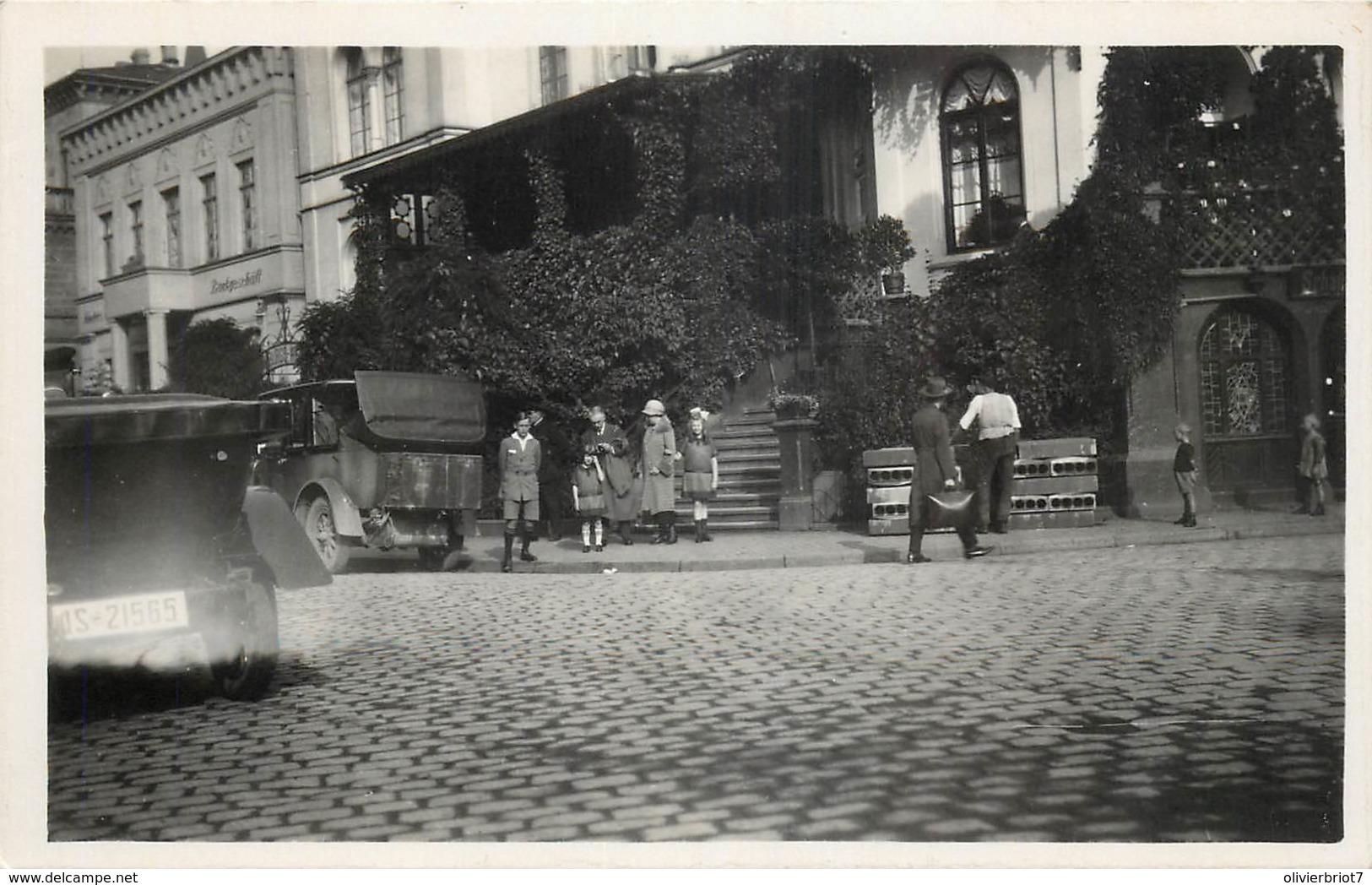 Deutschland - Foto-Kart - Osnabruck - Eintrag Eines Hotels Zu Identifizieren - Osnabrueck