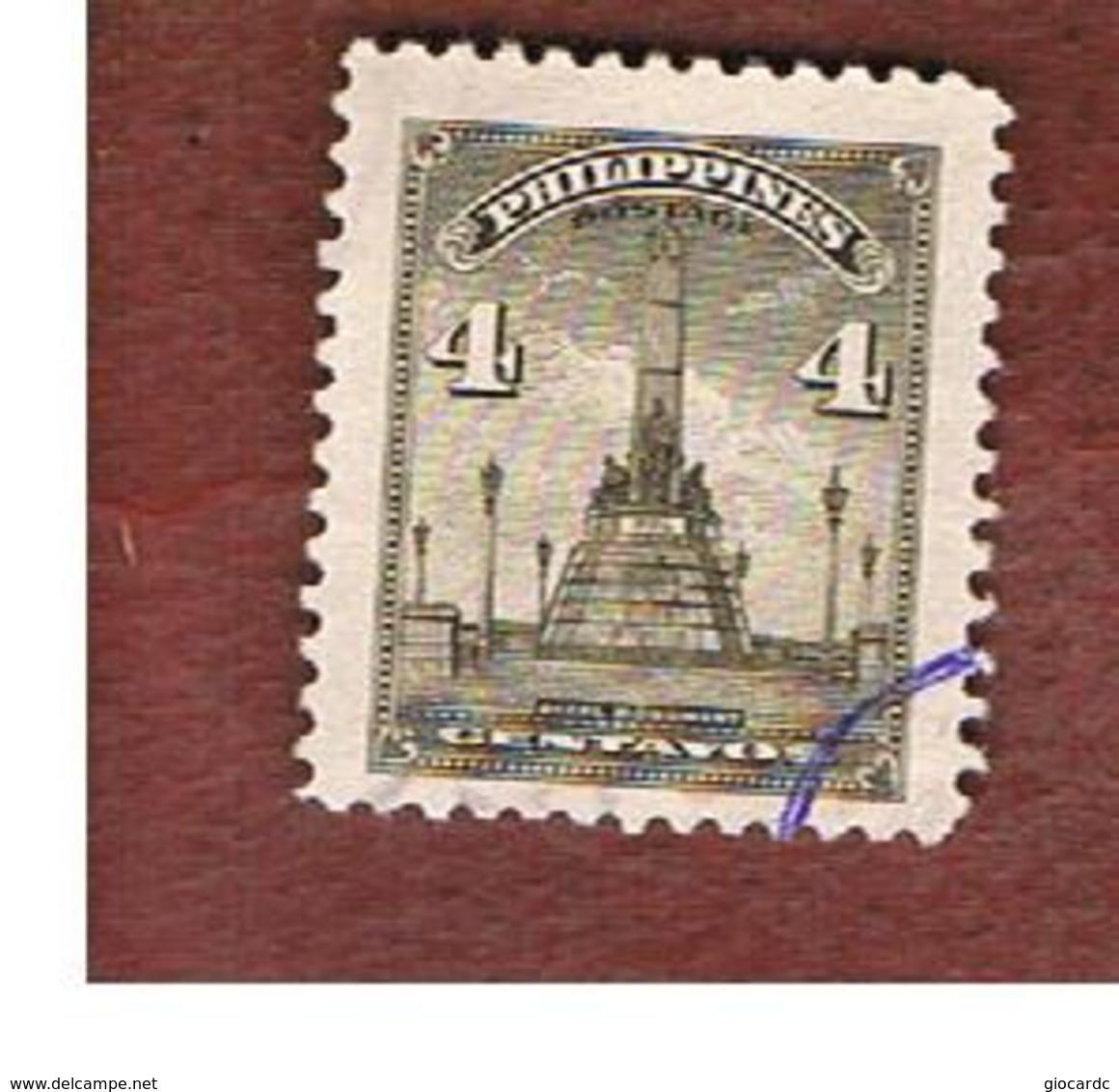 FILIPPINE (PHILIPPINES) - SG 629  -  1947   RIZAL MONUMENT      - USED ° - Filippine