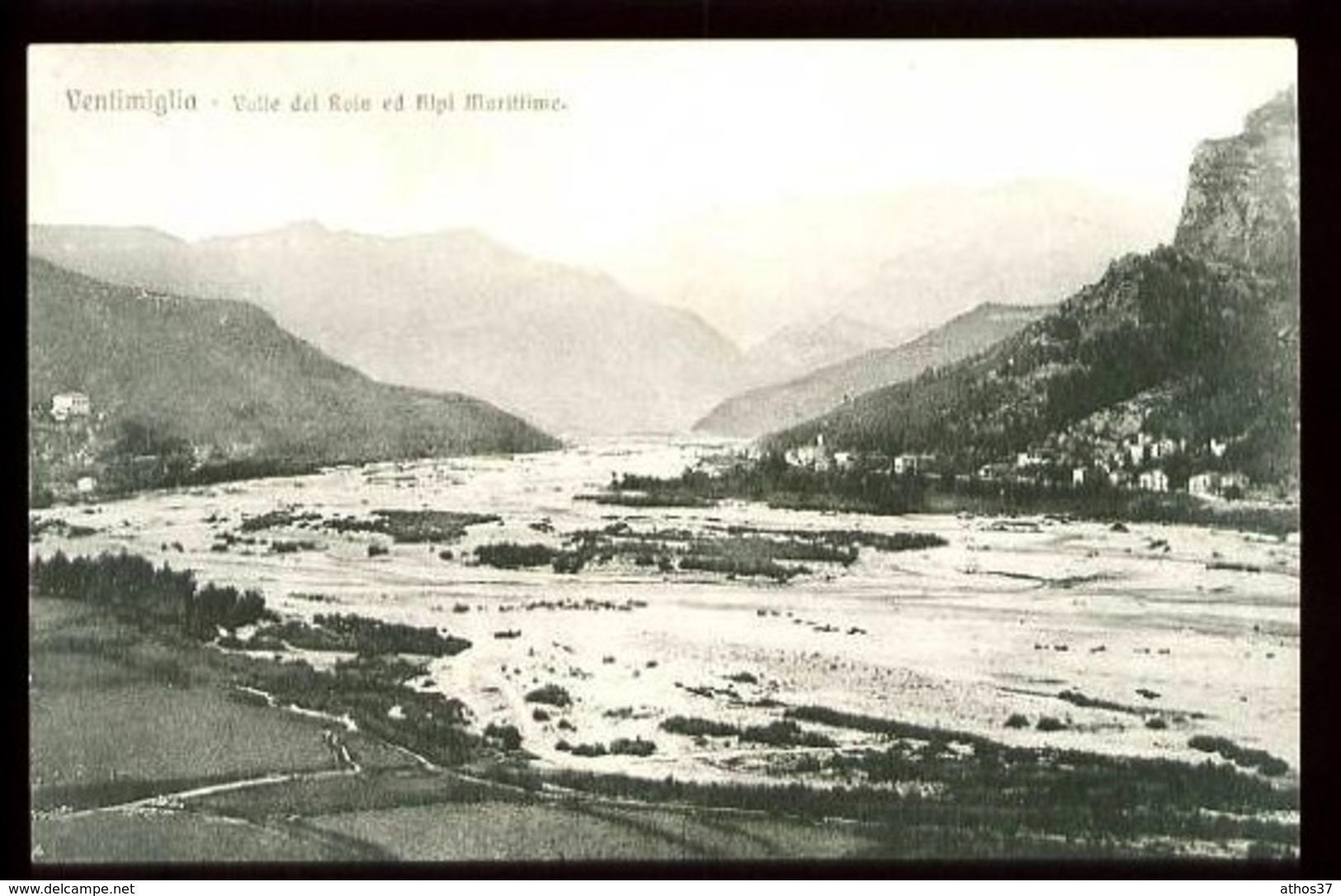 VENTIMIGLIA - Valle Del Roia Ed Alpi Marittime - (Beau Plan) - Imperia