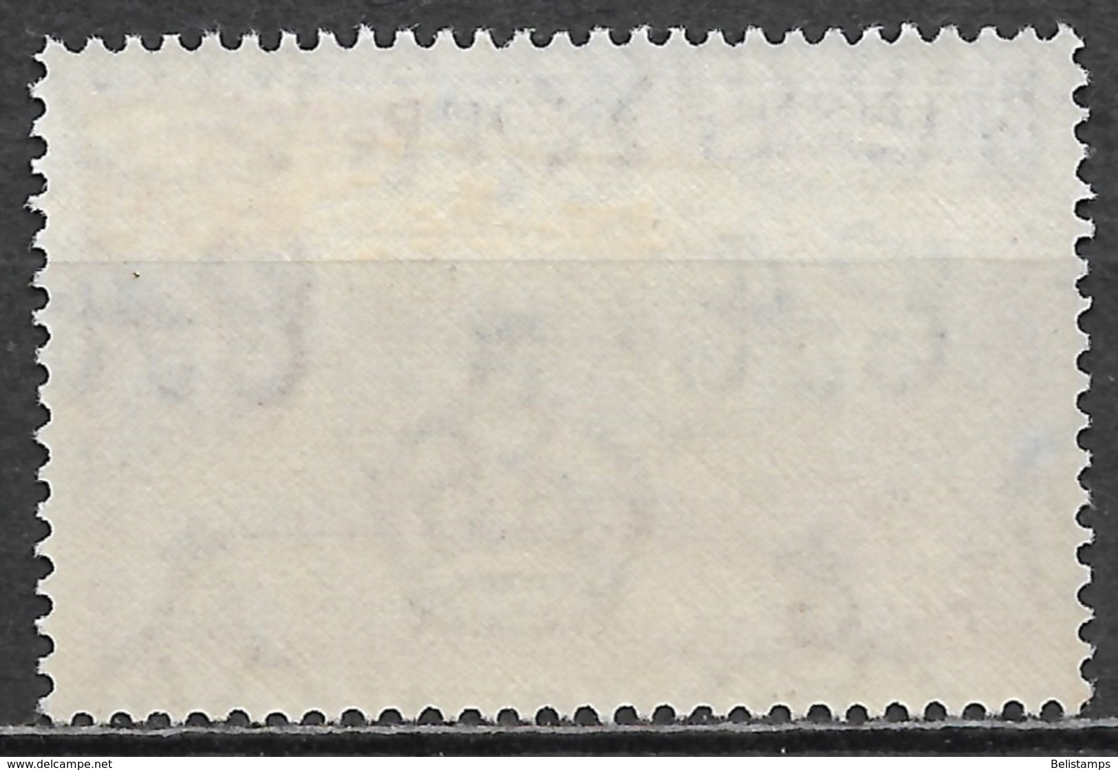 British Honduras 1957. Scott #146 (M) Legislative Council Chamber And Mace - Brits-Honduras (...-1970)