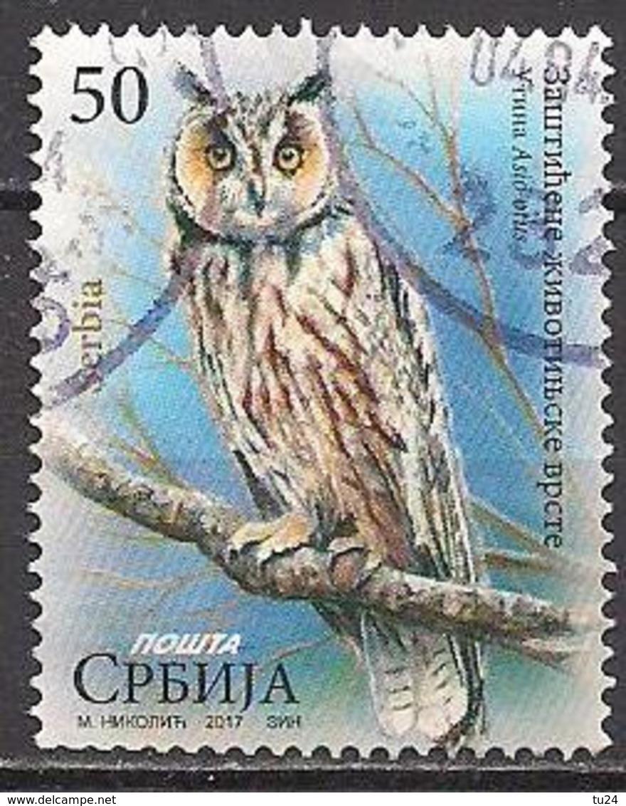 Serbien  (2017)  Mi.Nr.    Gest. / Used  (1ai34) - Serbien
