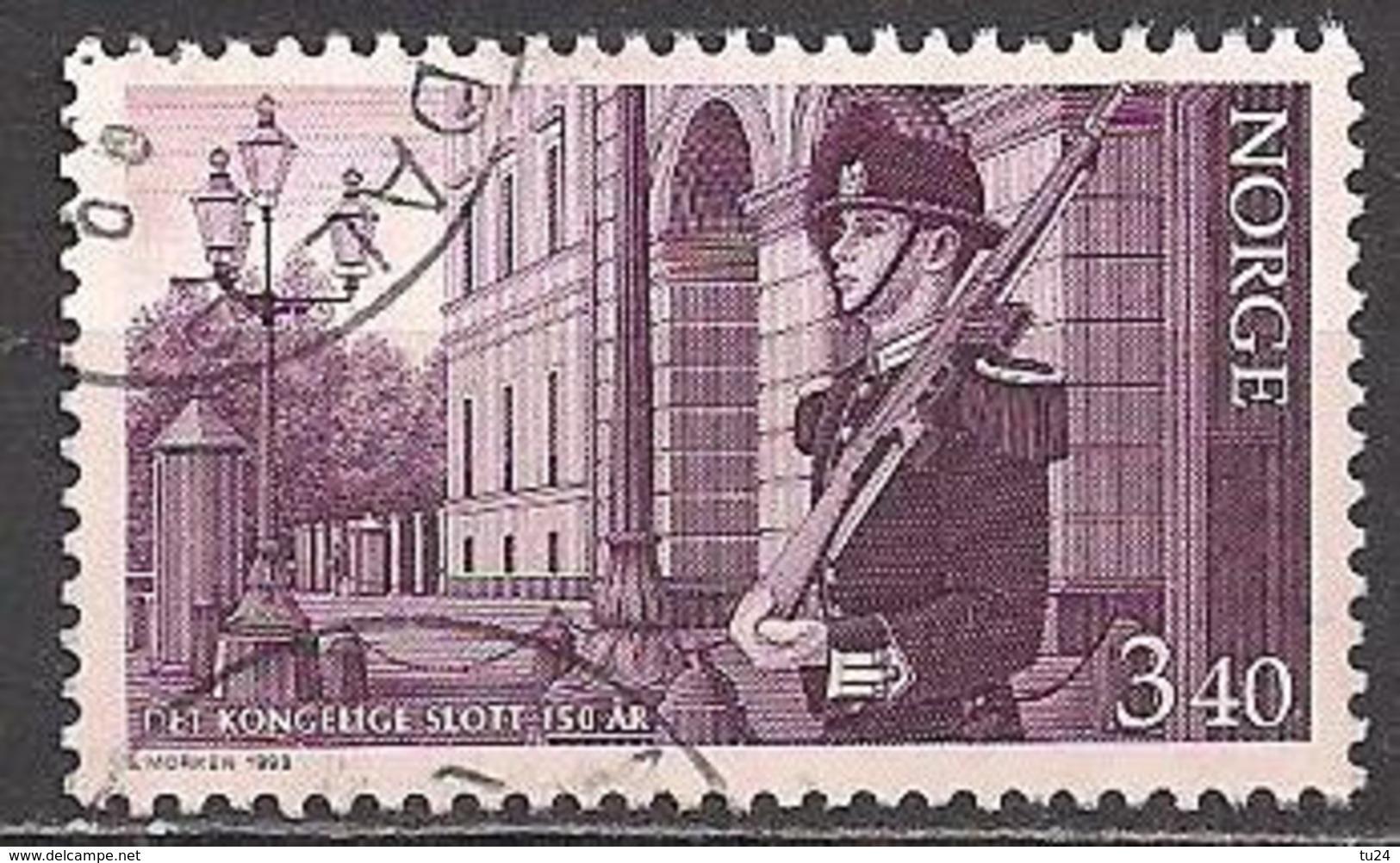Norwegen  (1998)  Mi.Nr.  1295  Gest. / Used  (3fk04) - Gebraucht