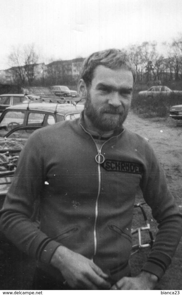 7024 Photo Cyclisme Terchreber, 2e Chpt Du Monde De Cyclo Cross 1977 - Cyclisme