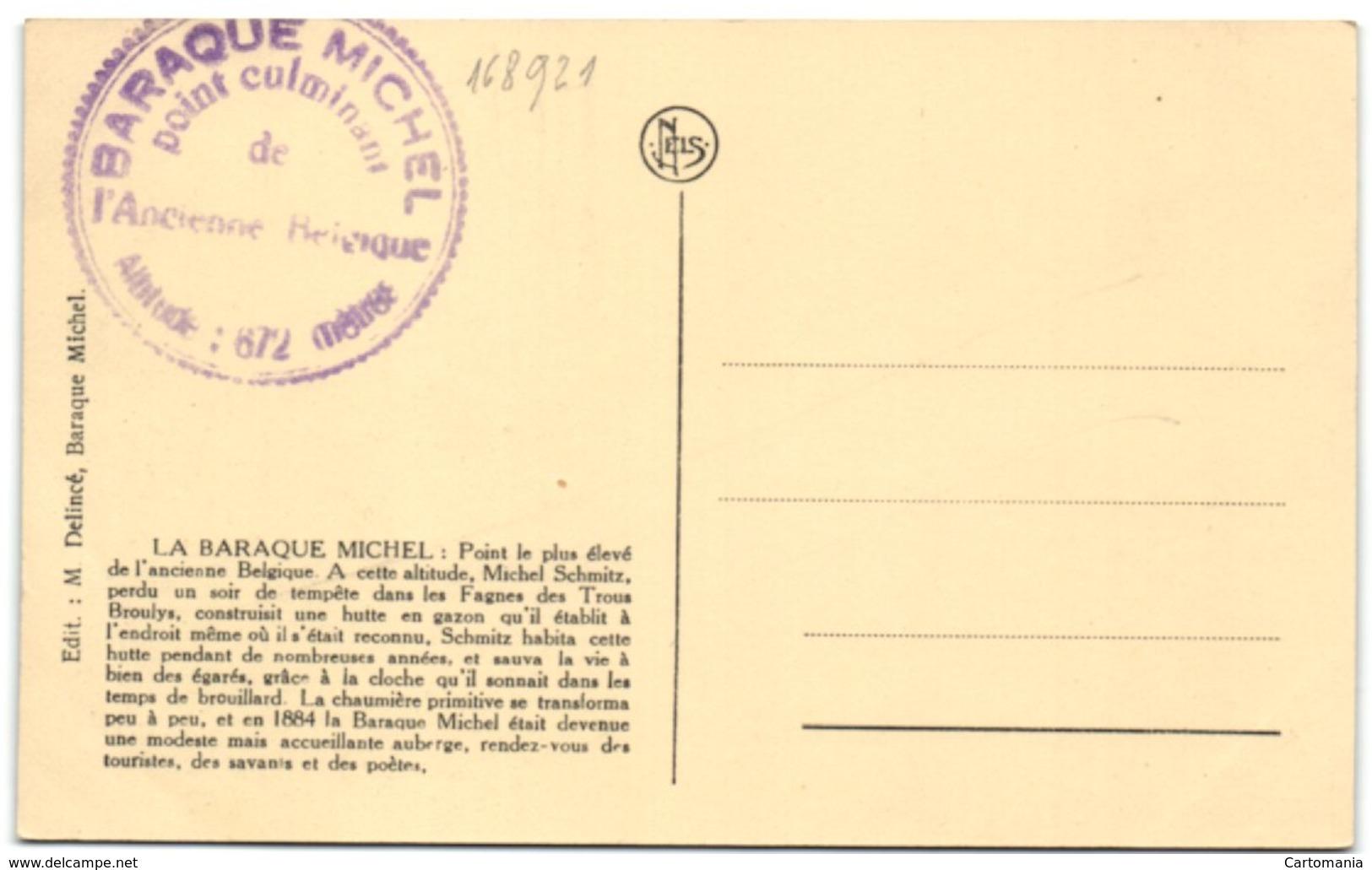 La Baraque Michel - Jalhay