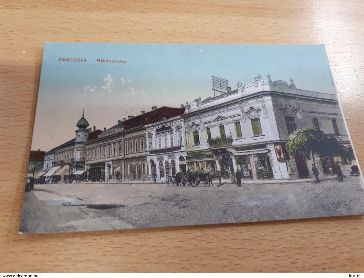 Postcard - Serbia, Pančevo      (28138) - Serbia