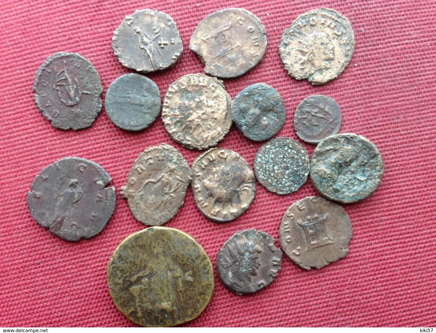 LOT De Monnaies Antiques - Monnaies Antiques