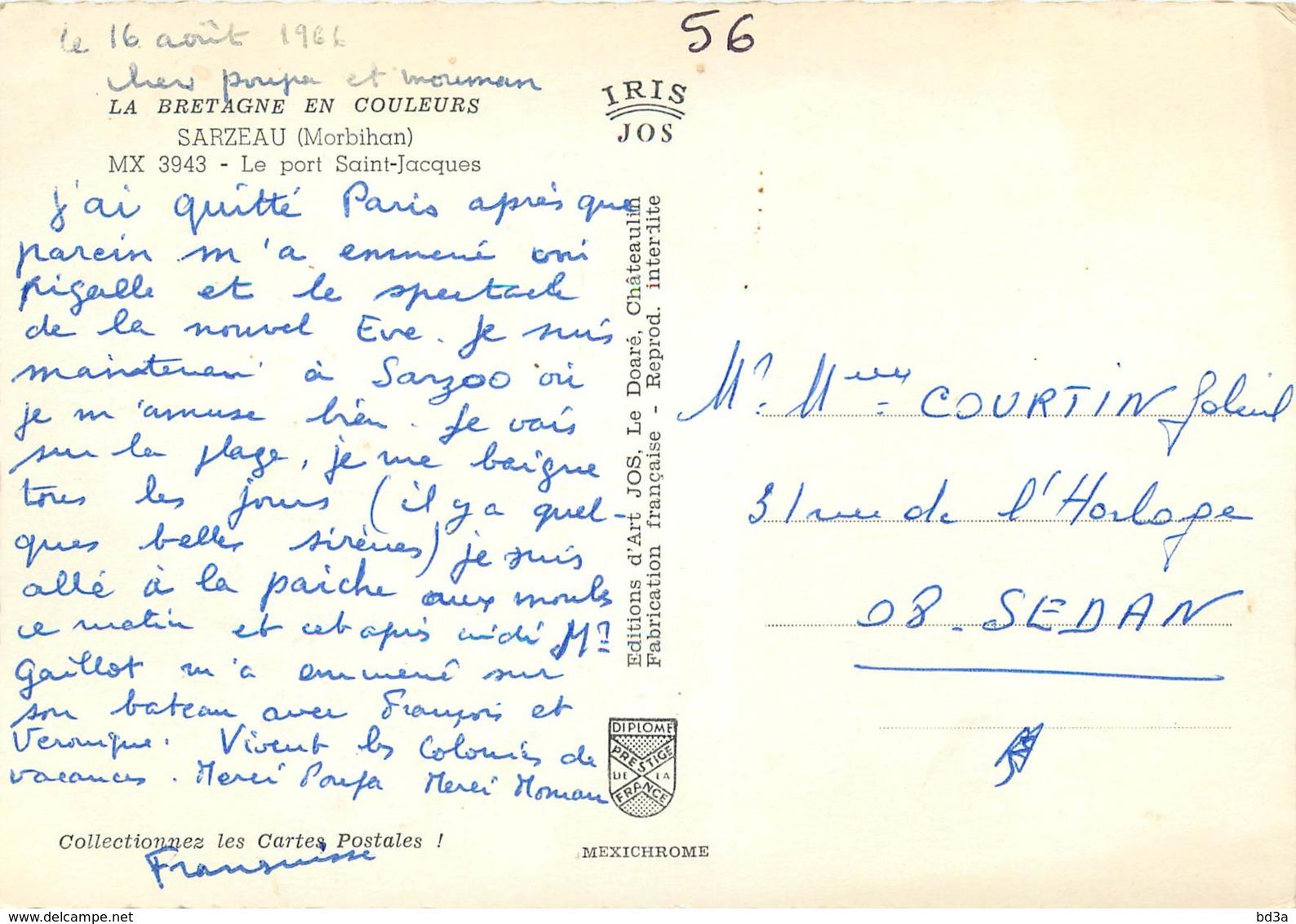 56 - SARZEAU - Sarzeau