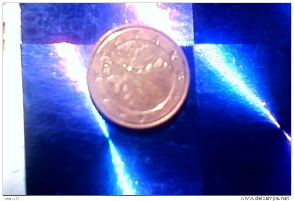 PIECE DE 5 CT D'EURO ALLEMAGNE 2012 F - Allemagne