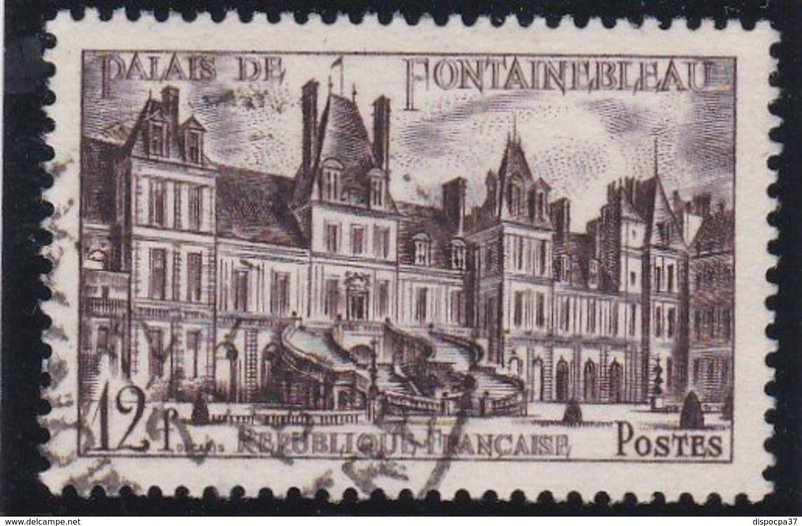 FRANCE Oblitéré N° 878 + CACHET ROND - REF MS - France