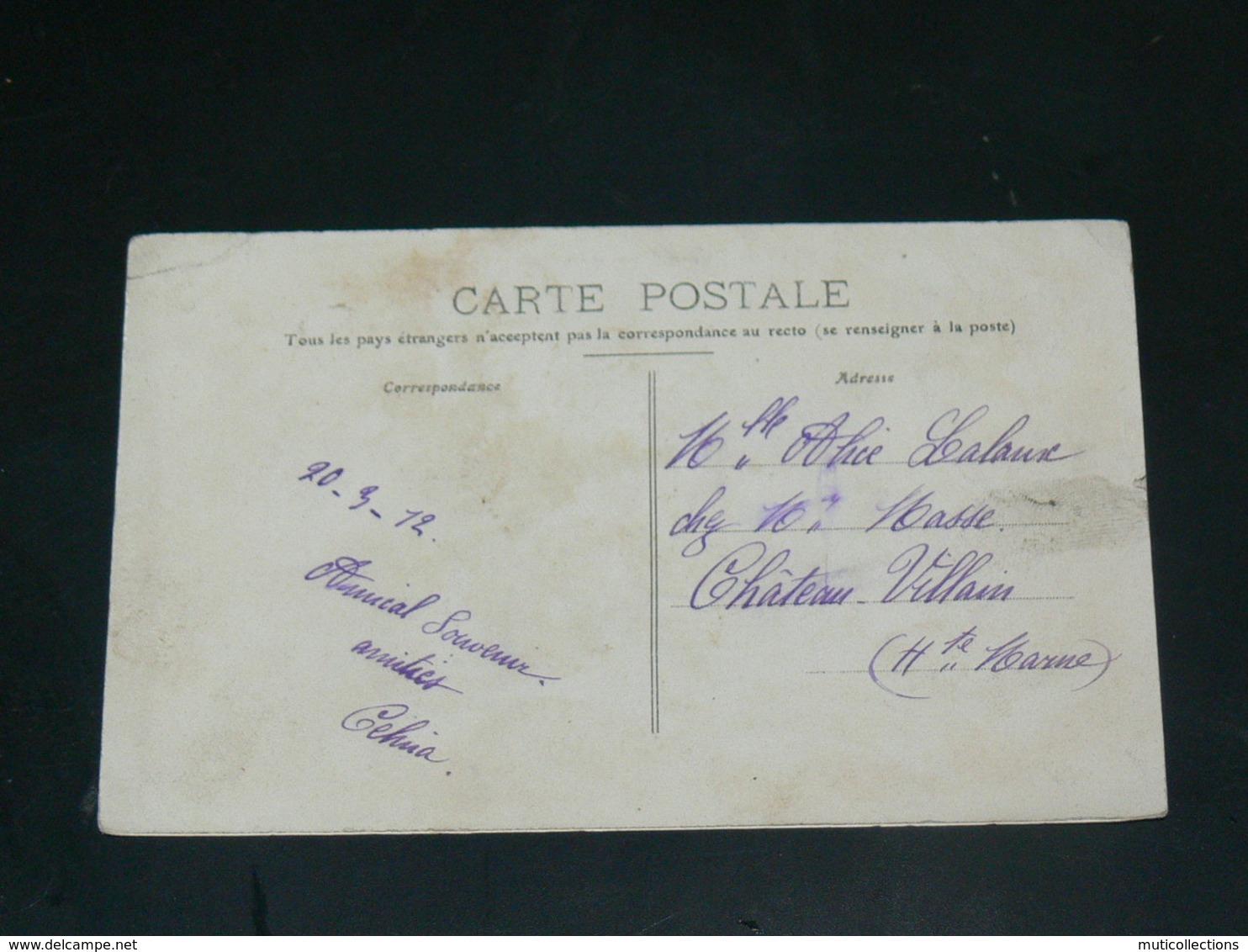 NOGENT BASSIGNY / NOGENT LE BAS    1904 /    VUE  SORTIE DES ECOLES   ....  EDITEUR - Nogent-en-Bassigny