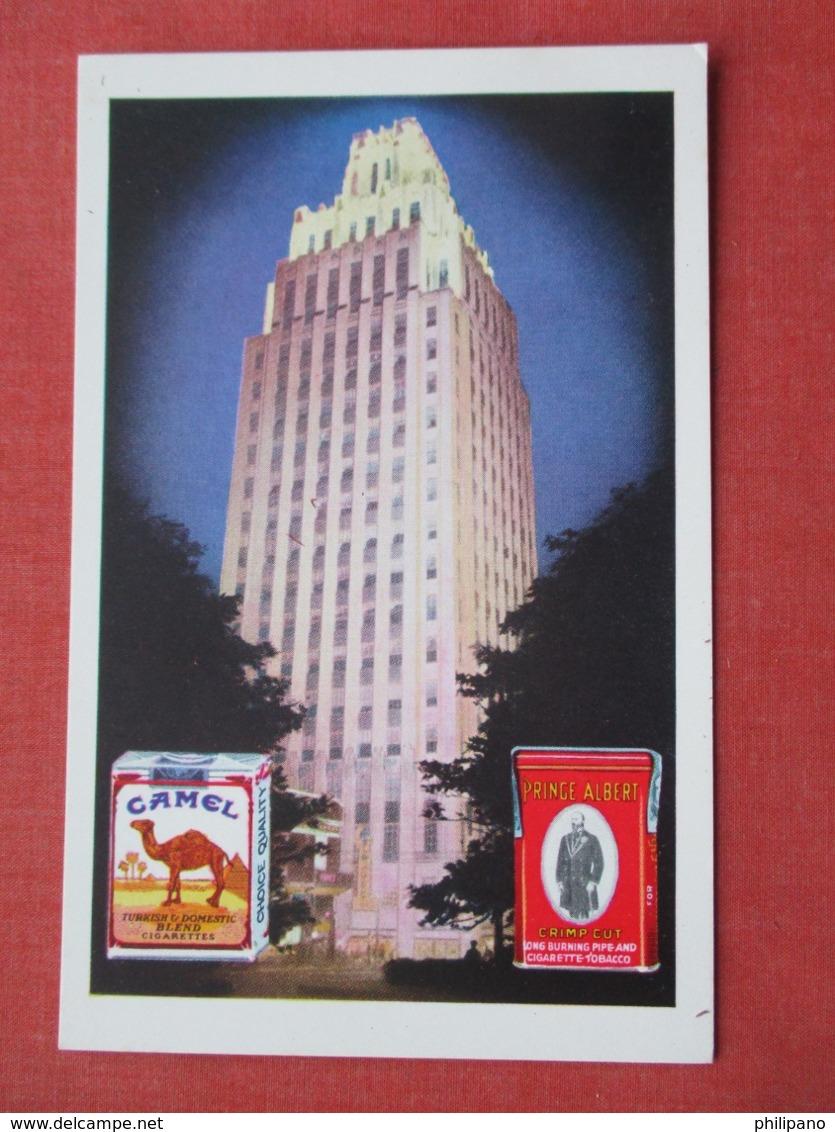 Camel  -Prince Albert  Tobacco Winston Salem  NC > Ref 3635 - Advertising