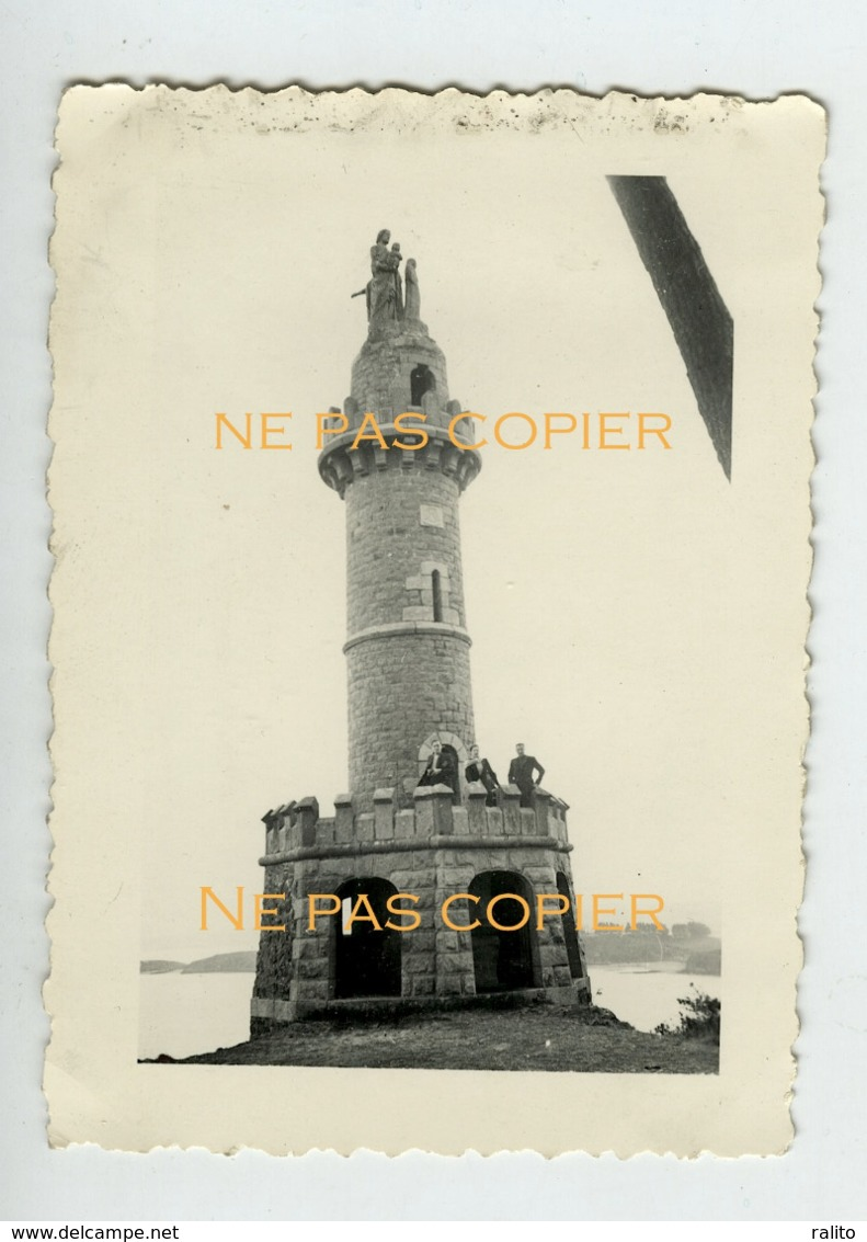 TOUR De KERROC'H 1938 Ploubazlanec Côtes-d'Armor 22 Bretagne - Lieux