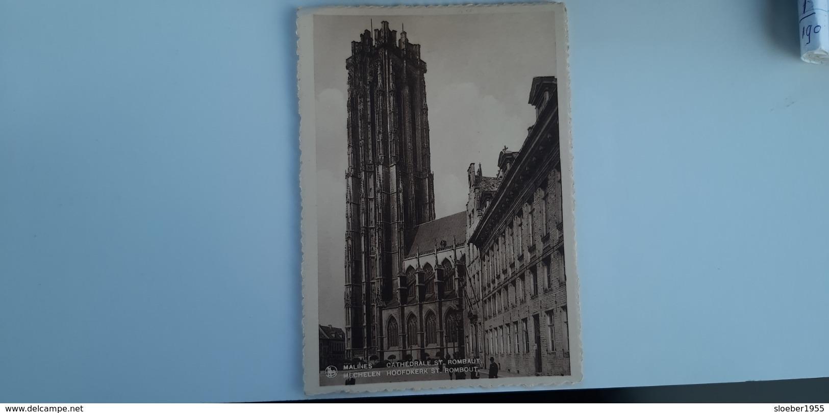 Mechelen - Malines