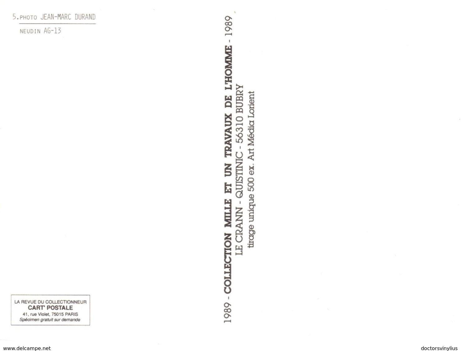 MUTH - 1989 - TIRAGE UNIQUE 500 EX - Autres Communes