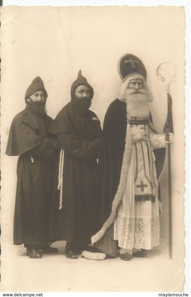 Saint Nicolas ( Photo Carte - Nikolaus
