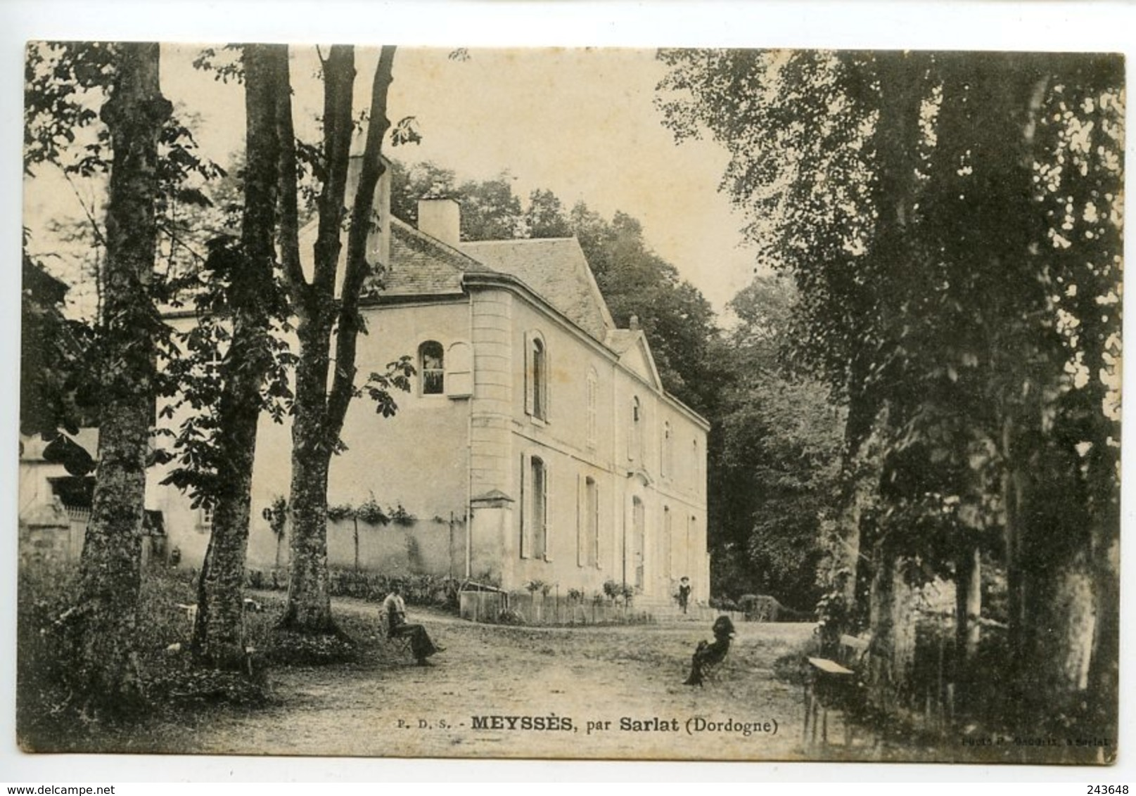 Sarlat Meyssès - Sarlat La Caneda