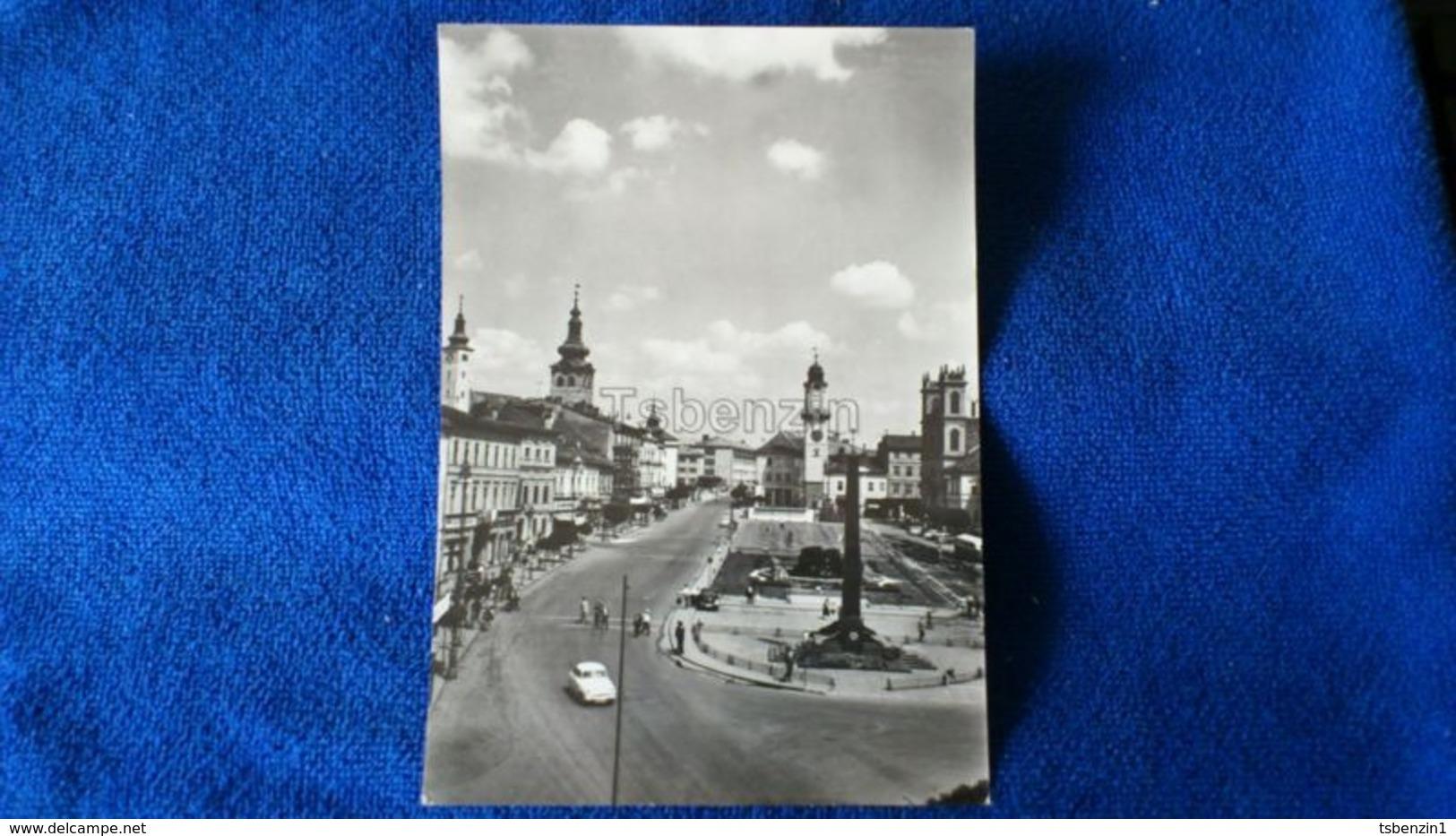 Banska Bystrica Platz Des Slowakischen Nationalaufstandes Slovakia - Slovacchia