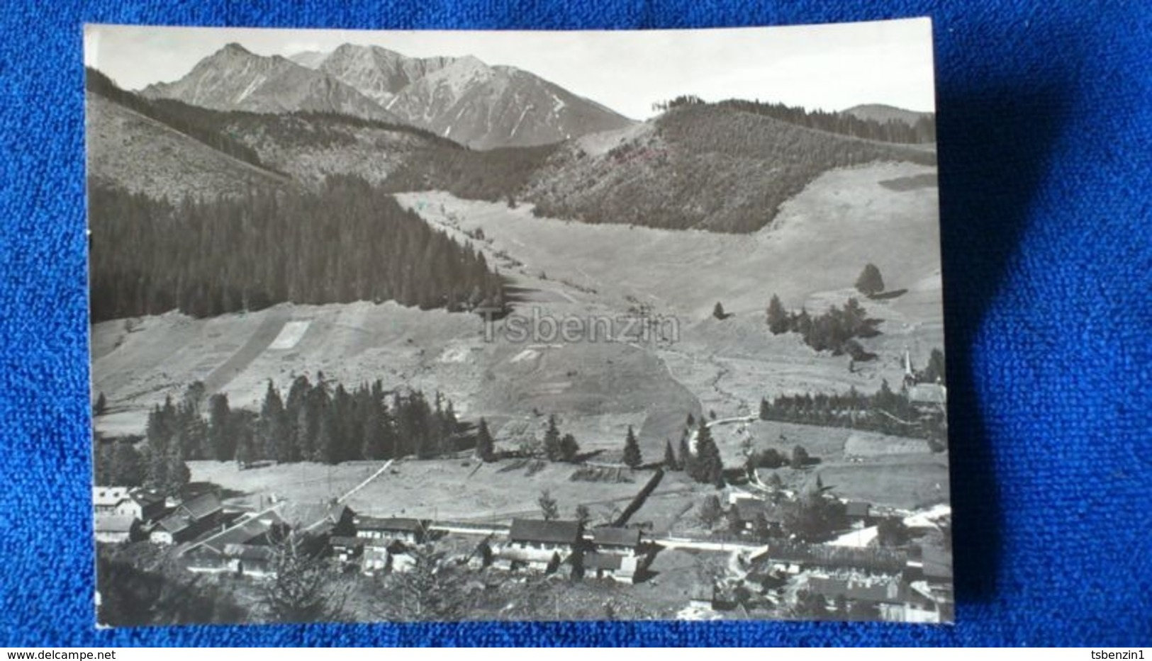 Vysoké Tatry Javorina Slovakia - Slovacchia