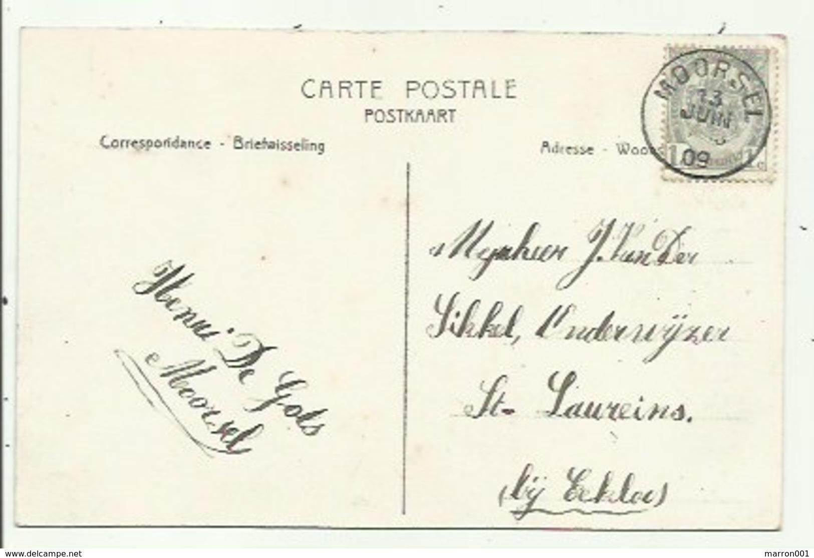 Moorsel - Kasteel Van Madame Cumont - Aalst