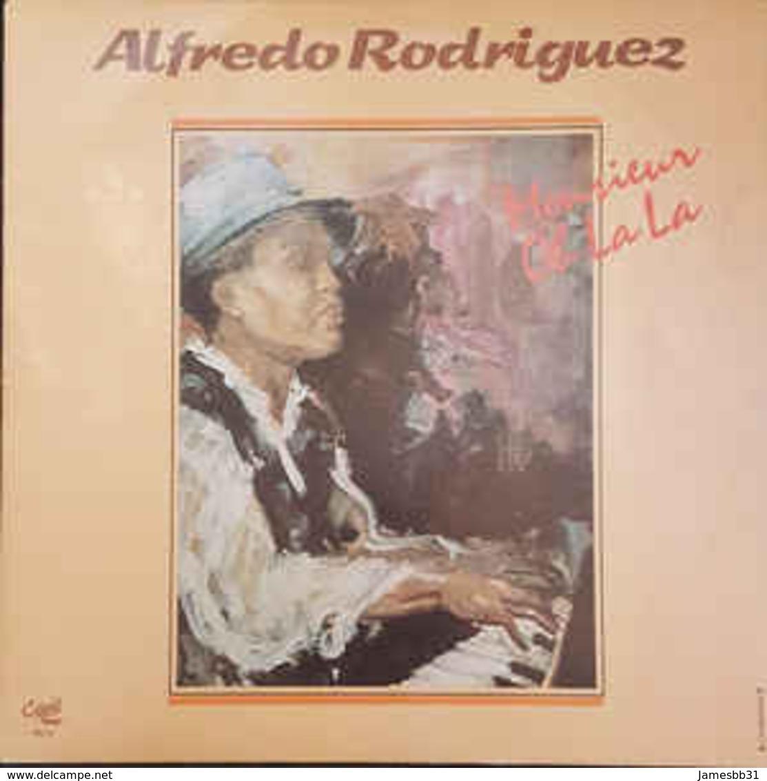 Alfredo Rodriguez – Monsieur Oh La La - Jazz