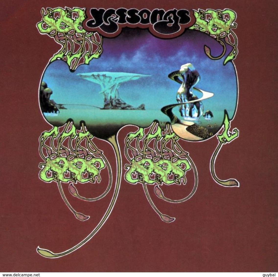 Yes - Yessongs - Pochette  Correcte - Env Int Et Disque Parfait état - 3 Vinyles - Rock