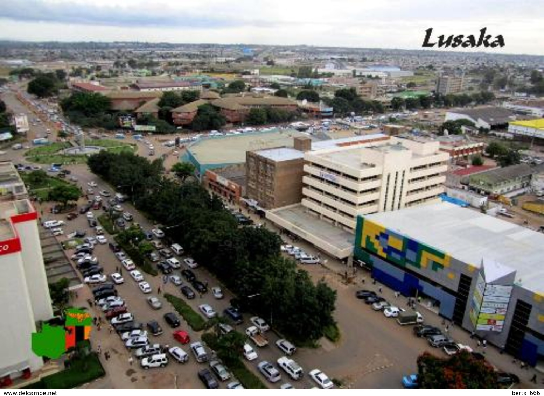 Zambia Lusaka Aerial View New Postcard Sambia AK - Sambia