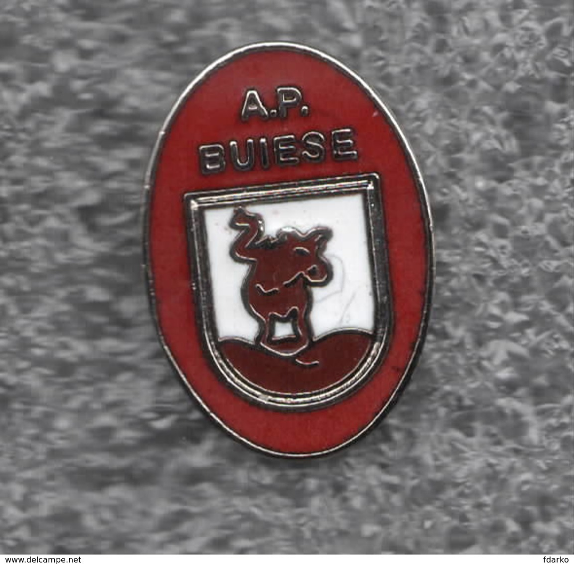 AP Buiese Udine Calcio Distintivi FootBall Soccer Pins Spilla Italy - Calcio