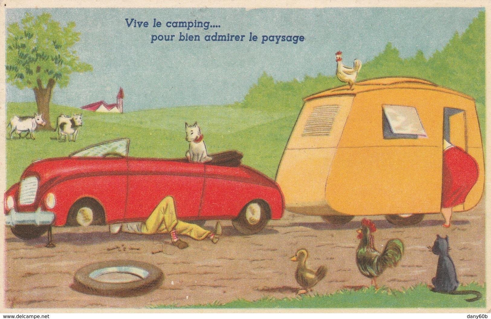 REF.HG . LOT DE 15 CPA . ILLUSTRATEUR  .  MILITAIRE  . HUMOUR - Postcards
