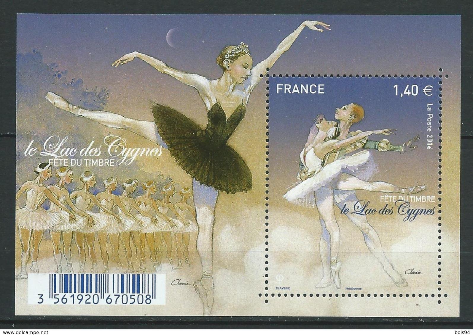 FRANCE 2016 . Feuille F5084 . Neuf ** (MNH) - Blocs & Feuillets