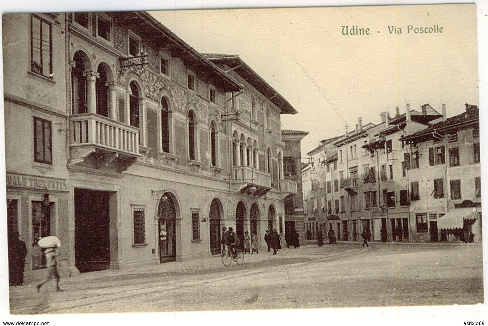 UDINE VIA POSCOLLE - Udine