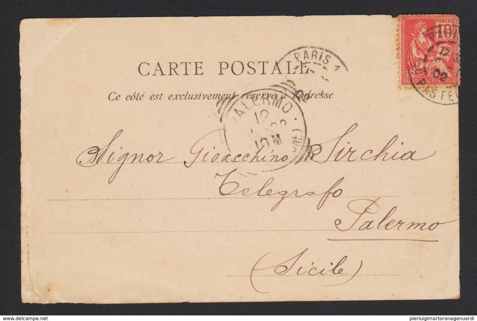 17553 Parigi - Jardin Du Luxembourg F - Parchi, Giardini