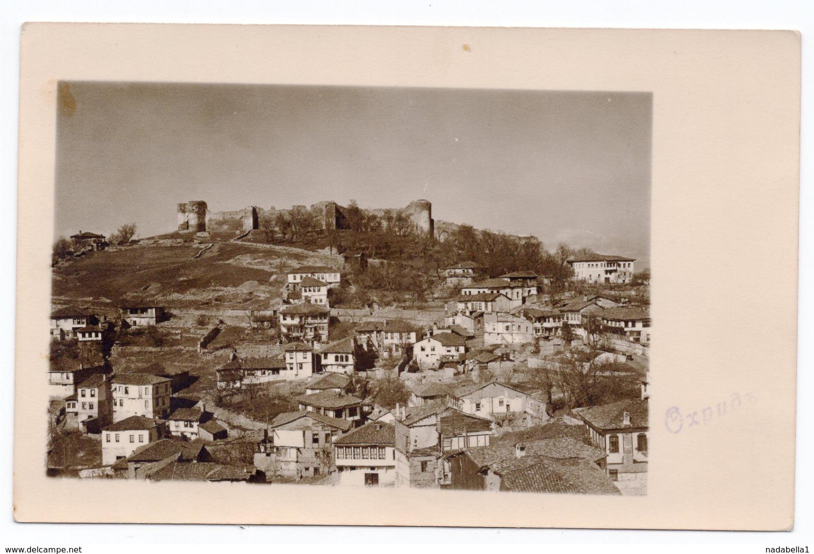08.05.1945 YUGOSLAVIA, MACEDONIA, OHRID, TITO, DAY BEFORE END OF WWII - Yugoslavia
