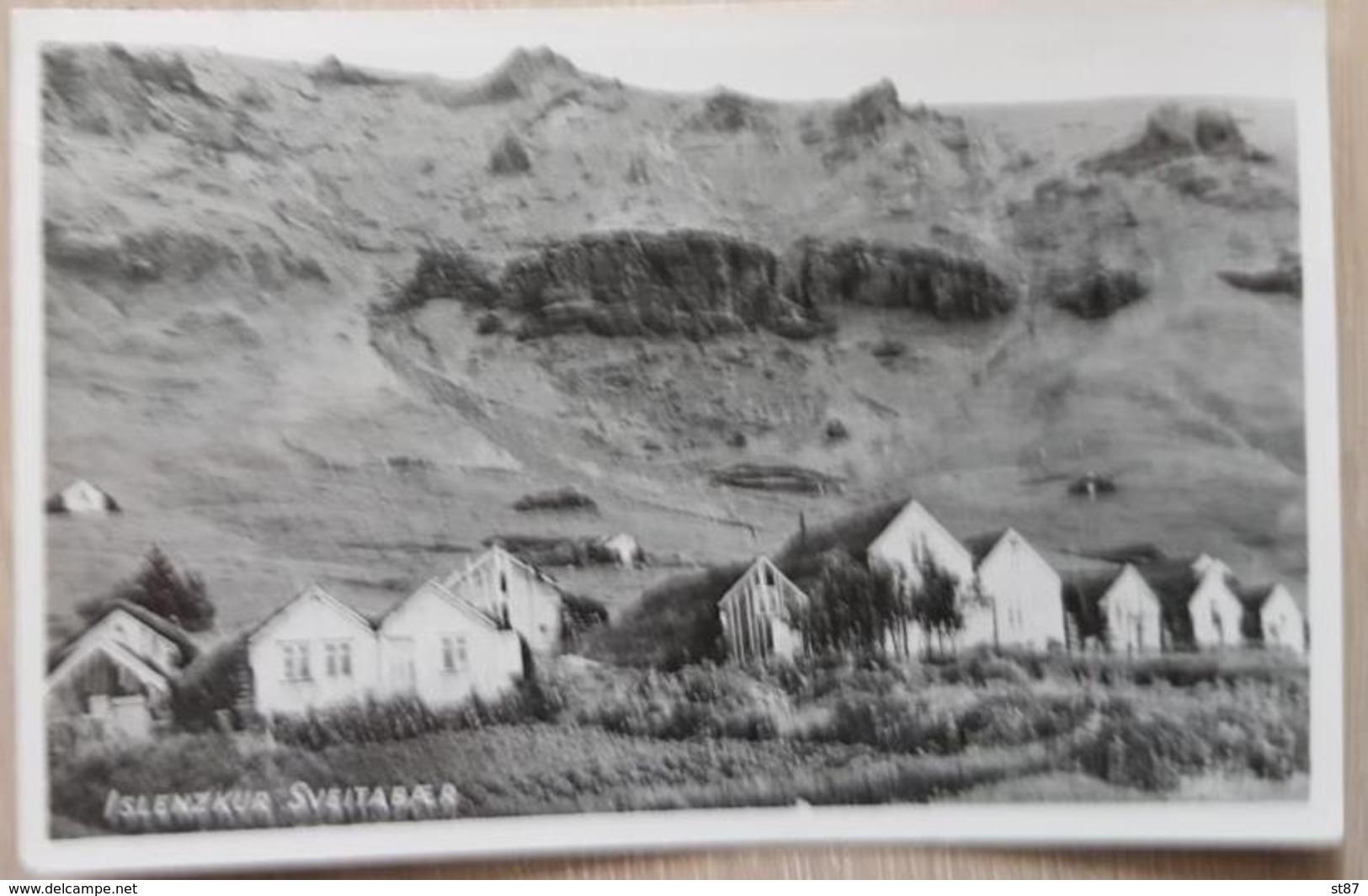 Iceland Islenzkur Sveitabær - Island