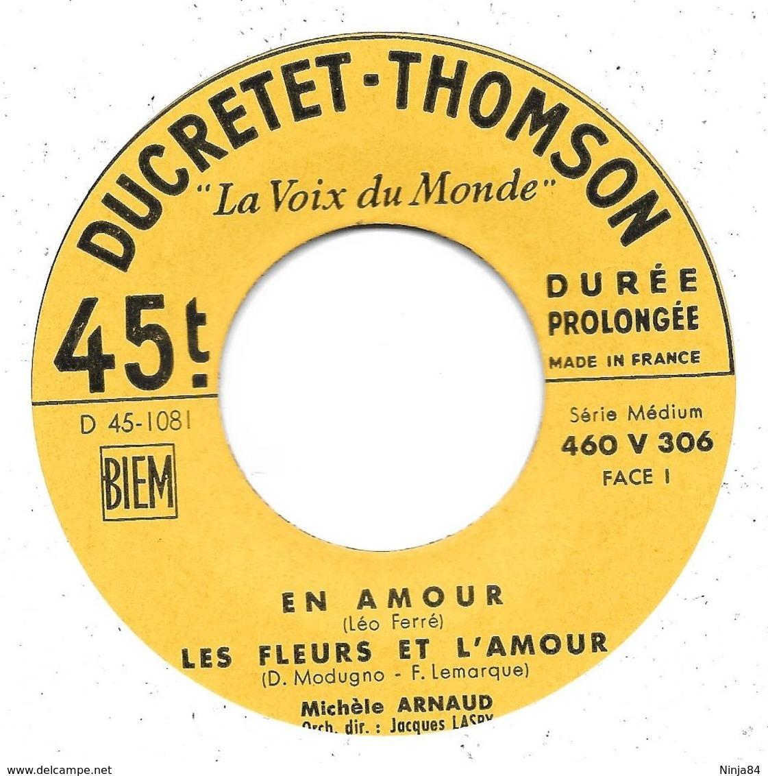 "Michèle Arnaud  ""  En Amour  "" - Non Classificati"