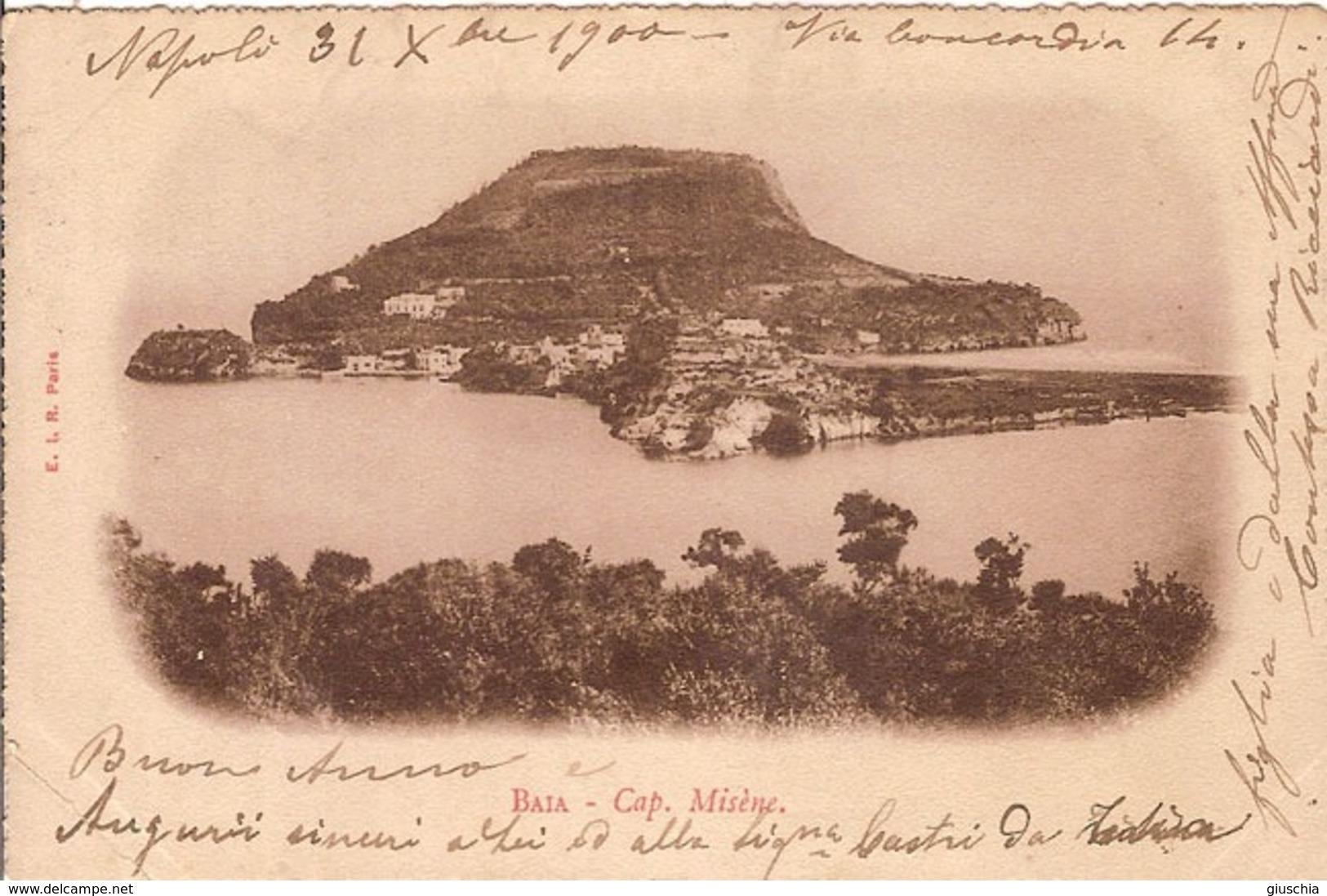 (C).Baia(NA).Capo Miseno.F.to Piccolo.Viaggiata (c17) - Napoli