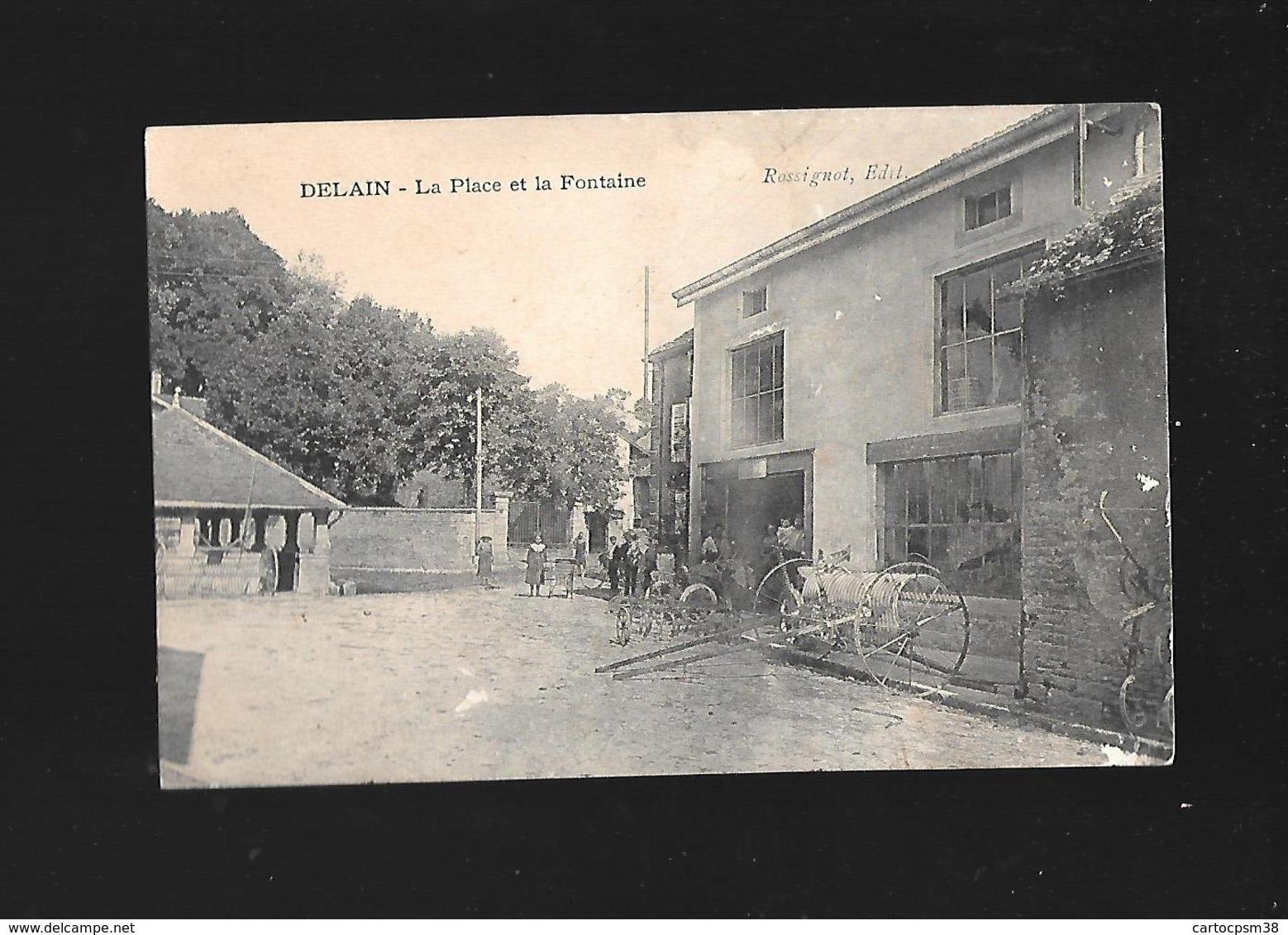 C.P.A. DE DELAIN 70 - Otros Municipios