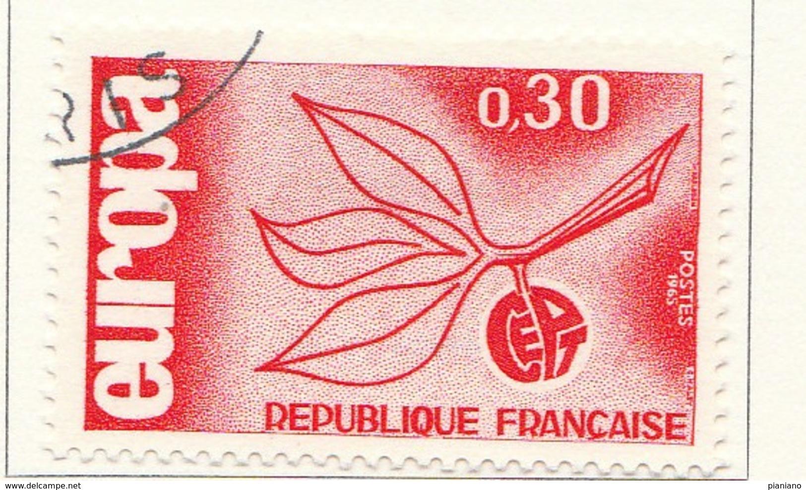 PIA - FRA - 1965 : Europa CEPT  - (Yv 1455) - 1966
