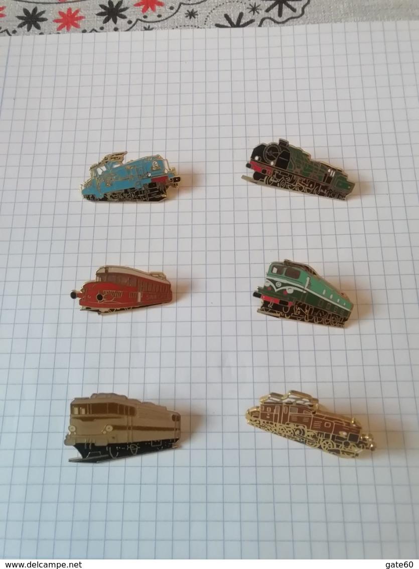 S. N. C. F    Train, TGV, Locomotive, Rail... Lot 4 - TGV