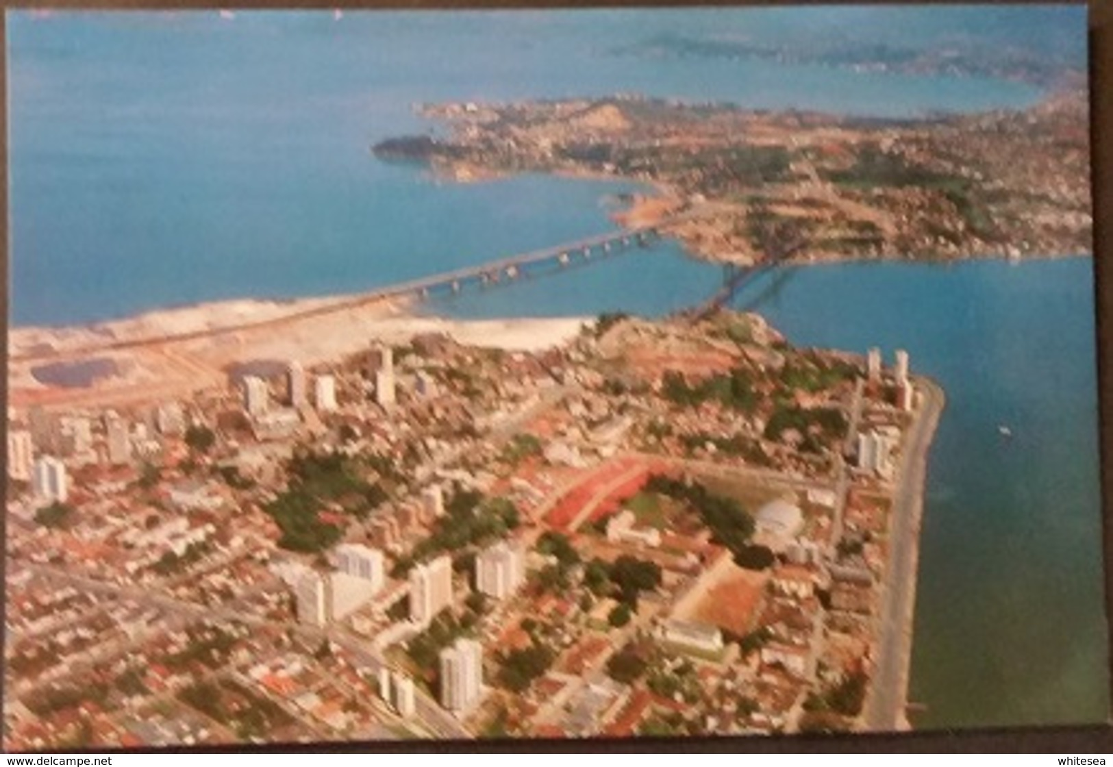 Ak Brasilien - Florianopolis - Luftaufnahme - Florianópolis
