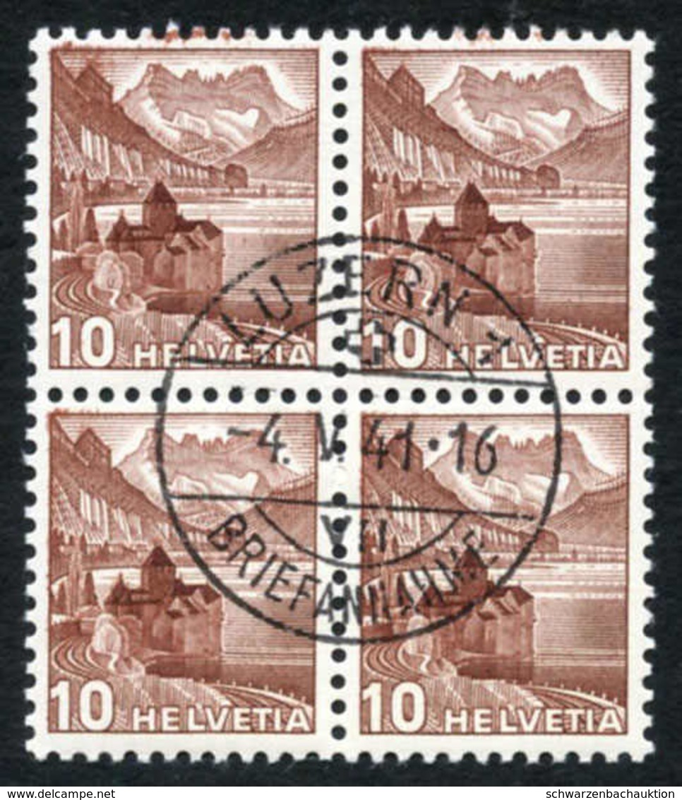 Schweiz - Posta Aerea