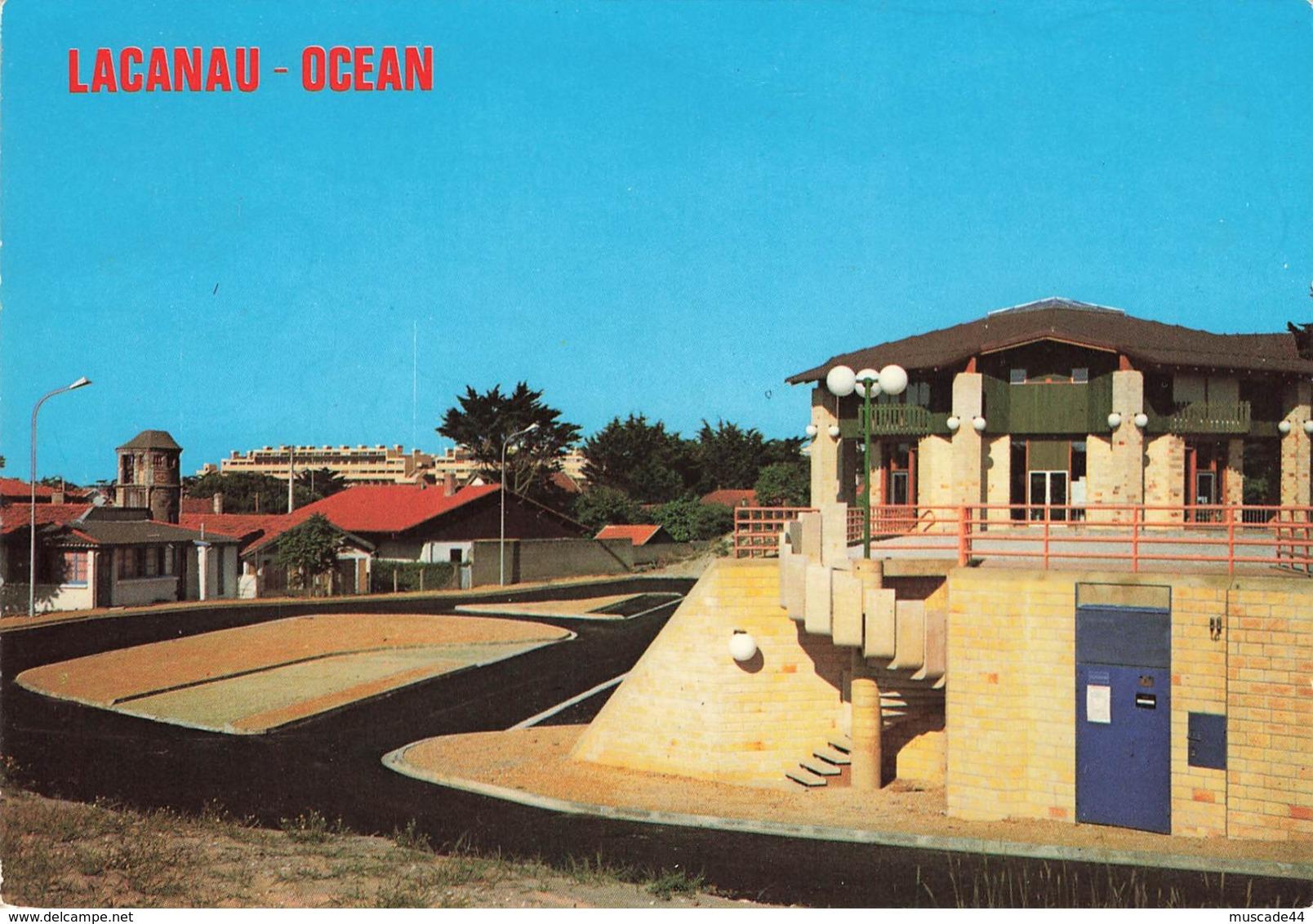 LACANAU OCEAN - LA MAIRIE ANNEXE - France
