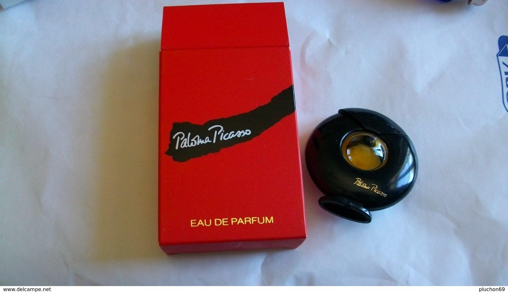 """Miniature De Parfum Paloma Picasso    """" Pour Femme  """"  4 Ml Eau De Parfum - Miniatures Modernes (à Partir De 1961)"""