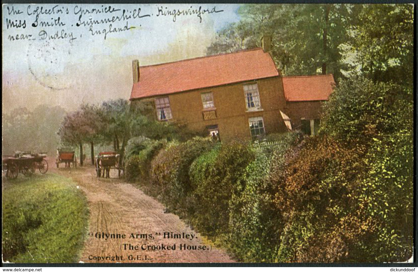 Himley - The Crooked House 1905 - Autres